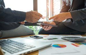 פיתוח עסקי לחברה, ייעוץ פיננסי